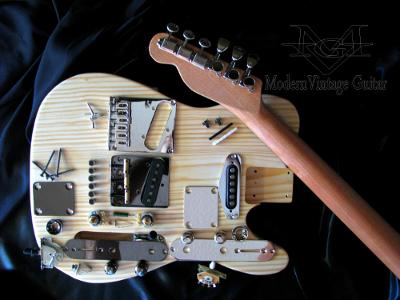 Modern Vintage Guitar eBay Store