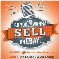 So You Wanna Sell on eBay?